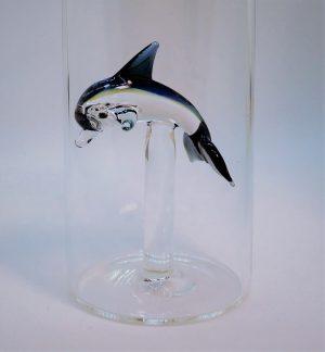 Domglas-Delfin-detail