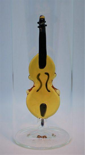 Domglas-Kontrabass-Detail