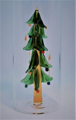 Domglas-Weihnachtsbaum-detail