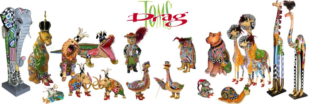 Figuren und Charactere der Toms Drag Art