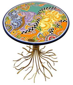 Tisch Malaga - Tom's Drag ArtTable Malaga - Tom's Drag Art