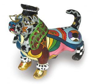 toms-drag-art-hund-dog-mr-beasley