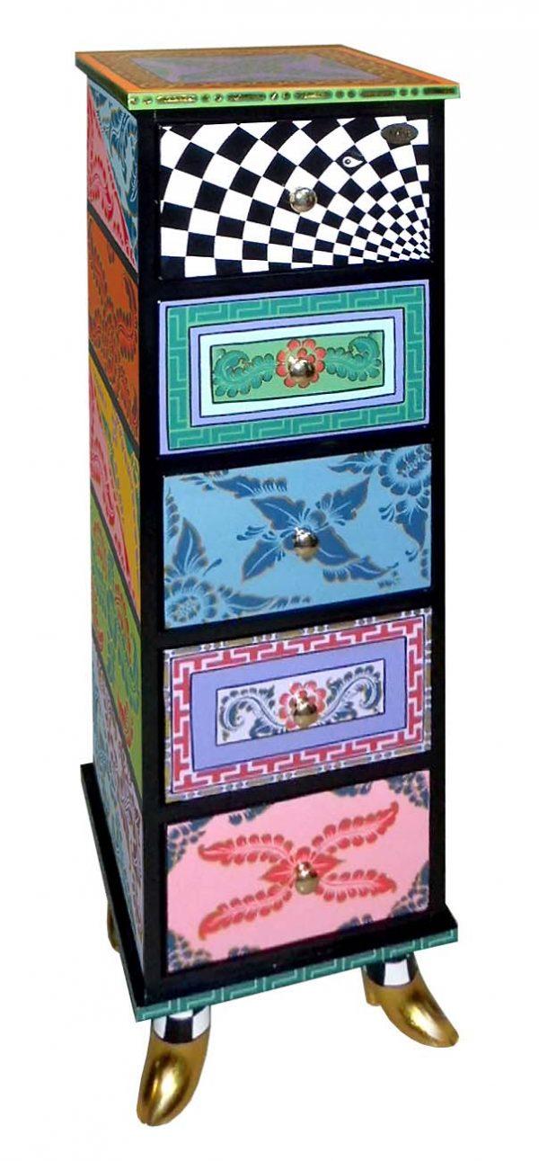 Kommode Drag Cabinet M - Tom's Drag ArtChest of drawers Drag Cabinet M - Tom's Drag Art