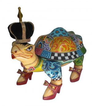 toms-drag-art-schildkroete-turtle-georgina-xxl