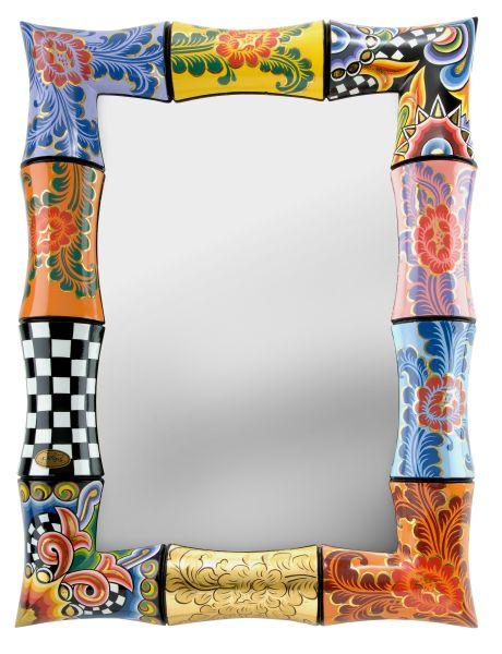 Spiegel Bamboo - Tom's Drag ArtMirror Bamboo - Tom's Drag Art