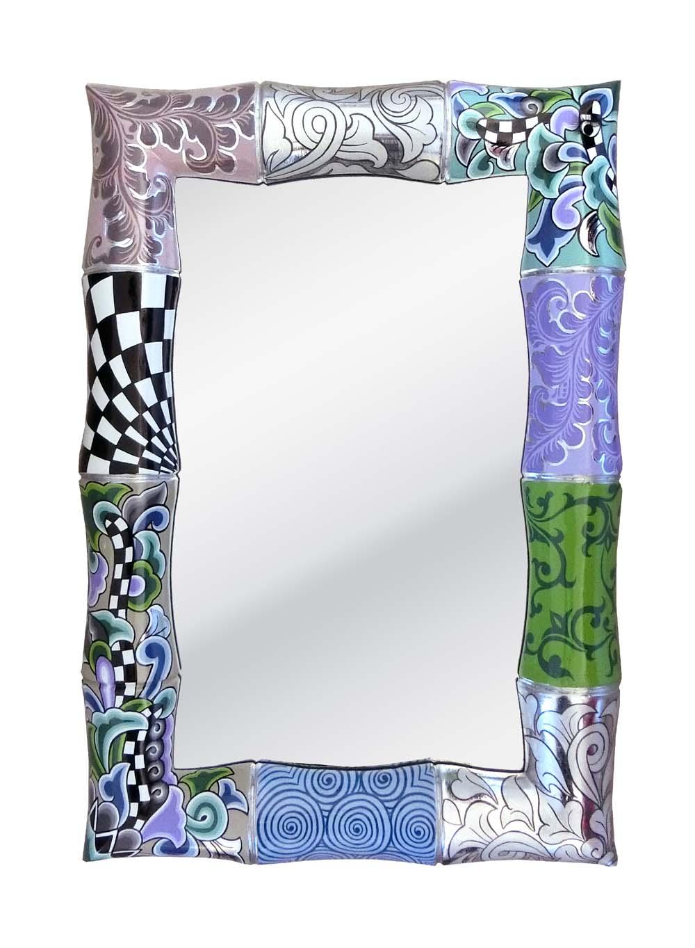 toms-drag-art-spiegel-mirror-bamboo-silver-line
