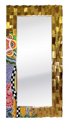 toms-drag-art-spiegel-mirror-golden-wood-l