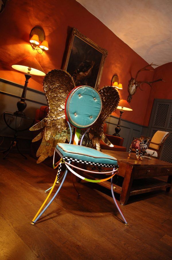 Stuhl Engelsflügel - Tom's Drag ArtChair Angel Wings - Tom's Drag Art