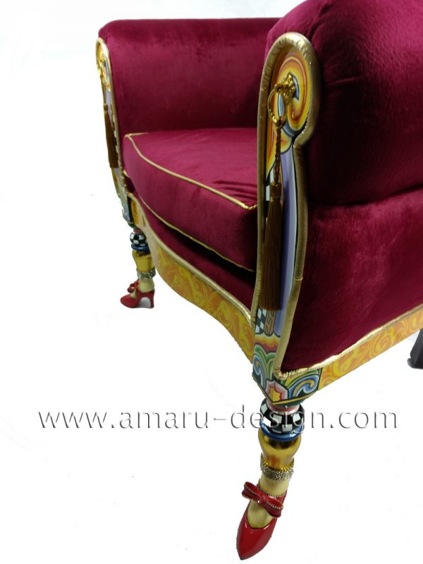 Drag Thron Versailles - Tom's Drag ArtDrag Throne Versailles - Tom's Drag Art