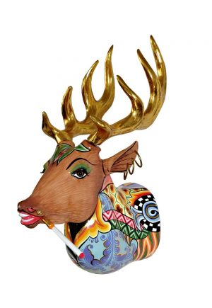 toms-drag-art-wildlife-geweih-horn-alfred-the-deer