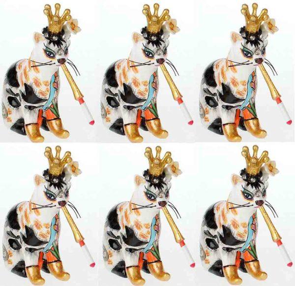 toms-drag-company-katze-cat-princess-little-victoria