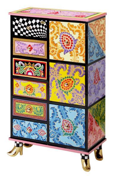 Drag Kommode Capri - Tom's Drag ArtChest of drawers Capri - Tom's Drag Art