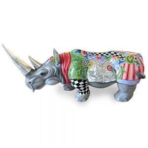 toms-drag-nashorn-rhinozeros-rhino-fernando-xl-silver-line-102187