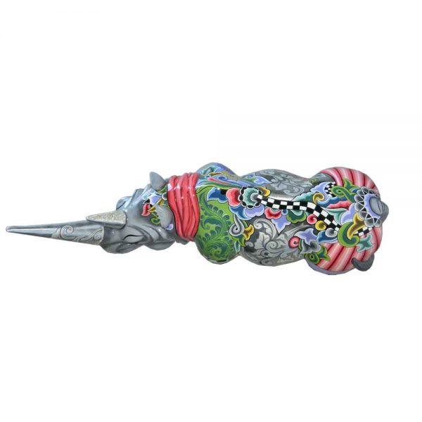 toms-drag-nashorn-rhinozeros-rhino-fernando-xl-silver-line-102187a