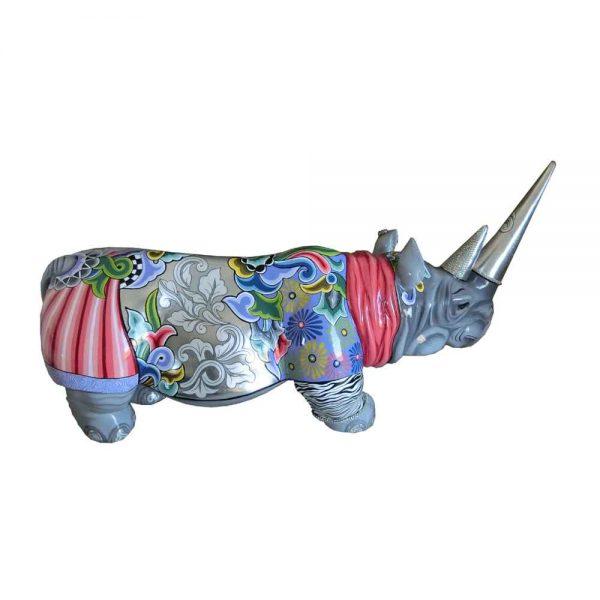 toms-drag-nashorn-rhinozeros-rhino-fernando-xl-silver-line-102187b